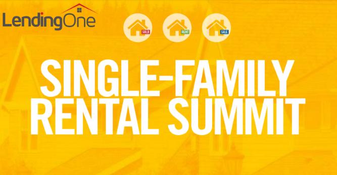 Single Family Rental Summit 12/5/2016 Phoenix, Arizona