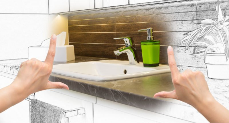 MoneySaving Bathroom Remodel Tips For Real Estate Investors - How to save money on bathroom remodel