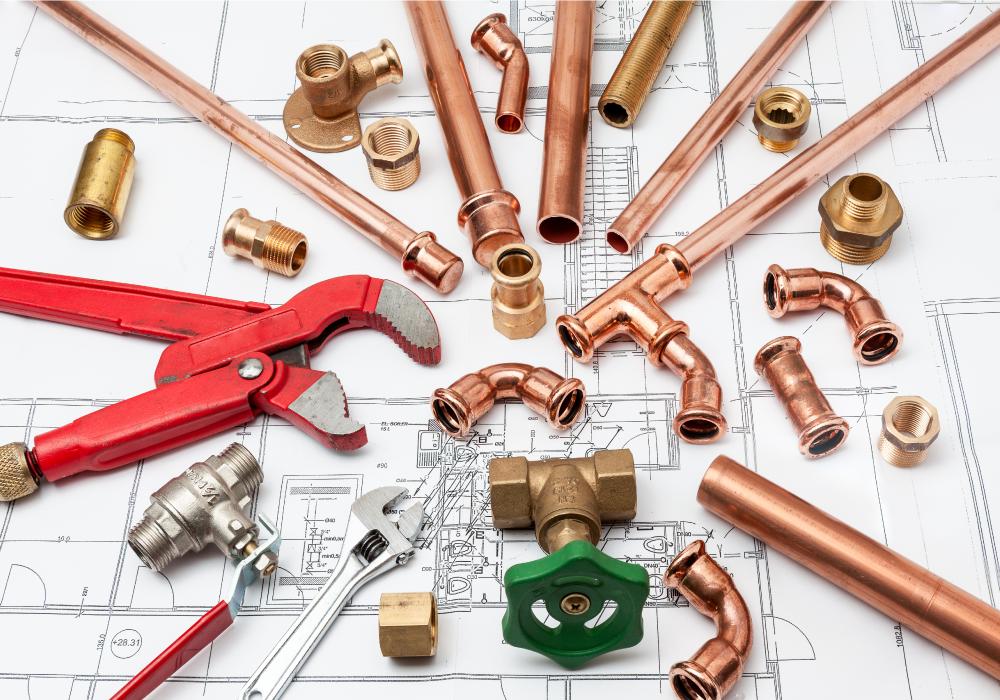 plumbing and fixtures